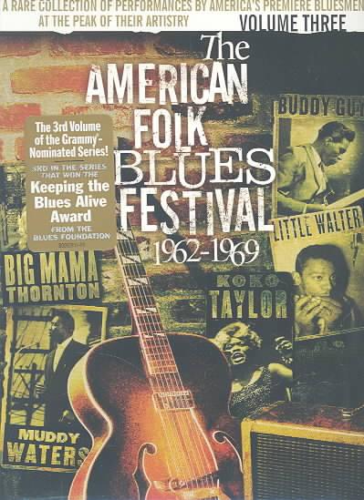 AMERICAN FOLK BLUES FESTIVAL VOL 3 (DVD)