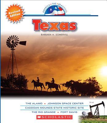 Texas By Somervill, Barbara A.
